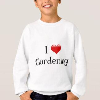 Tshirt Mim jardinagem do coração