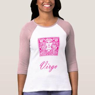Tshirt Mitologia virgem do starsign do zodíaco do Virgo