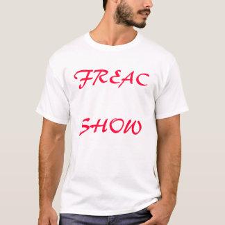 TSHIRT MOSTRA          DE FREAC