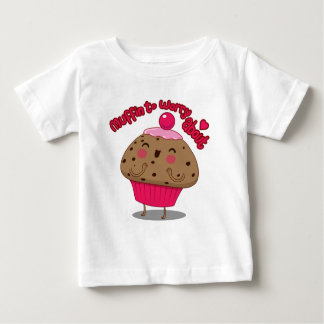 Tshirt Muffin a preocupar-se aproximadamente