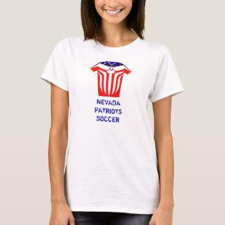 Tshirt Mulheres T'shirt dos patriotas