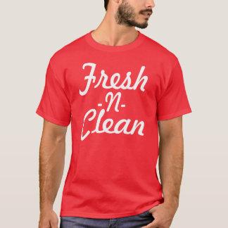 Tshirt N fresco limpo