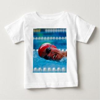 Tshirt Natação para ganhar a competição