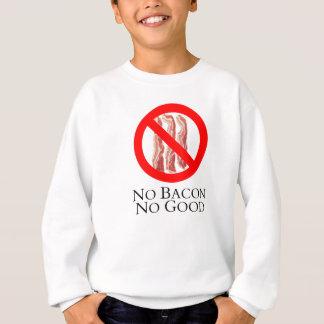 Tshirt Nenhum bacon não bom