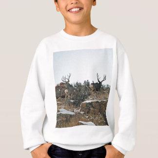 Tshirt Neve dos cervos do fanfarrão primeira