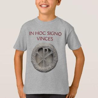 Tshirt O Christogram - ró do qui