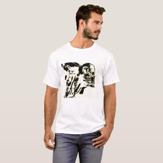 Tshirt O corpo separado