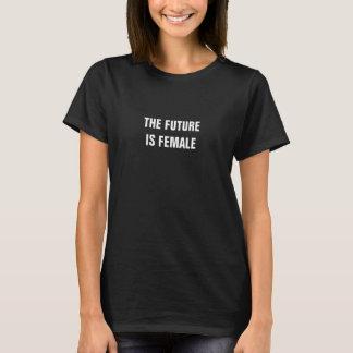 TSHIRT O FUTURO É FÊMEA