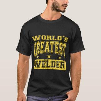 Tshirt O grande soldador do mundo