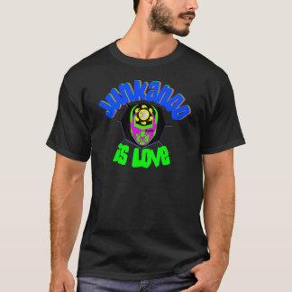 Tshirt o junkanoo é amor