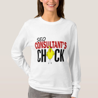 Tshirt O pintinho do consultante de SEO