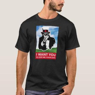 Tshirt O tio Sam deVista