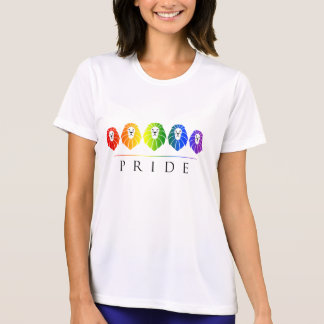 Tshirt Orgulho gay dos leões - LGBT