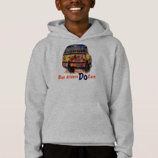 Tshirt Os condutores de autocarro importam-se