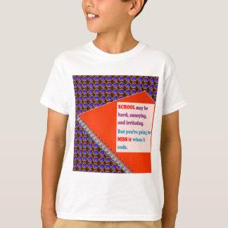 Tshirt Os presentes engraçados do humor da comédia da