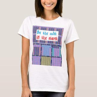 Tshirt Palavras coloridas das citações da sabedoria das