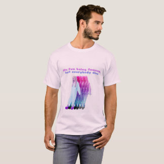 Tshirt papoila 2