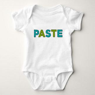 Tshirt PASTA - cópia & pasta para gêmeos