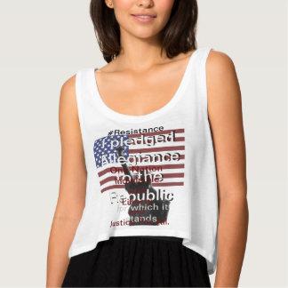 Tshirt patriótico de América da bandeira americana
