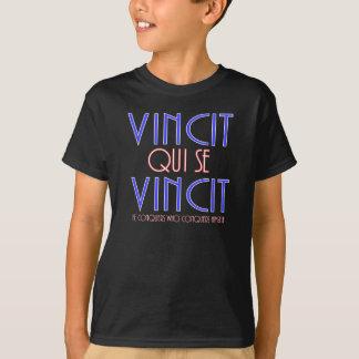 Tshirt Perito em software Vincit de Vincit Qui