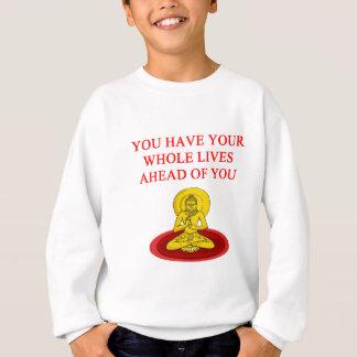 Tshirt piada da reencarnação