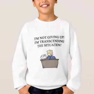 Tshirt piada da resolução de problemas