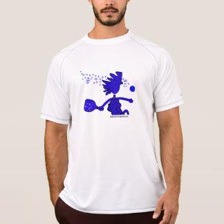 Tshirt Pickleball como o azul