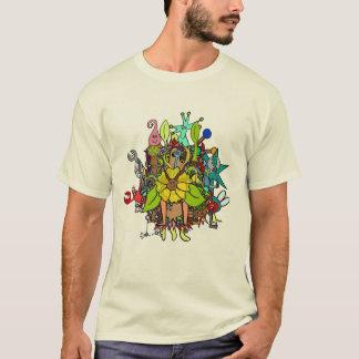 Tshirt Pilha de monstro