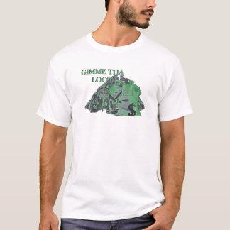 Tshirt Pilhagem de Gimme Tha!