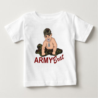 Tshirt Pirralho do exército