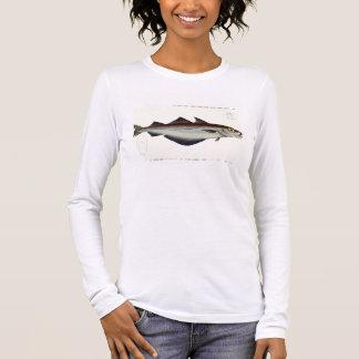 Tshirt Placa LXVIII das pescadas polacas (pollachius do