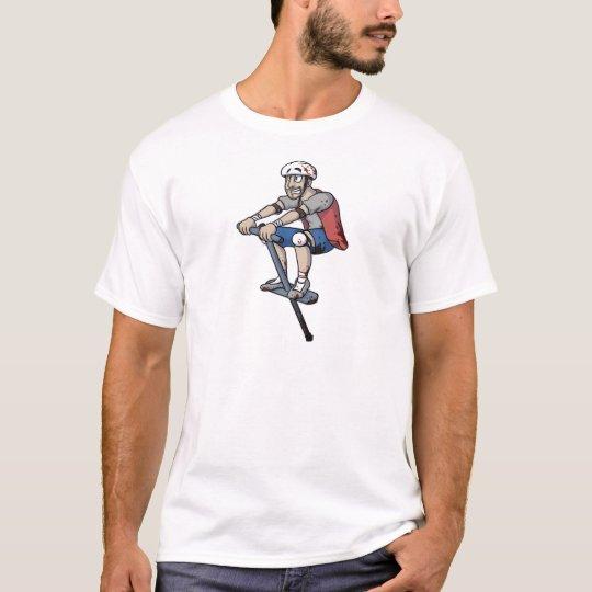 Tshirt Pogo Stick Guy - Happy Wheels