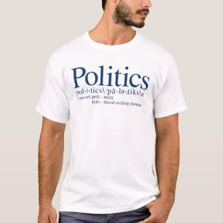 Tshirt Política