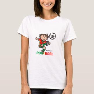 Tshirt Portugal - euro- 2012