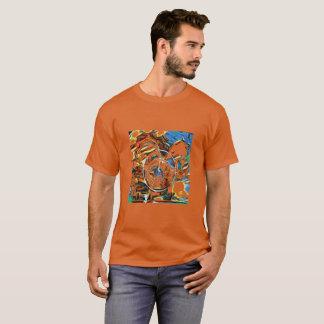 Tshirt preto de Beatles