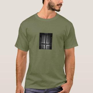 Tshirt preto do metal