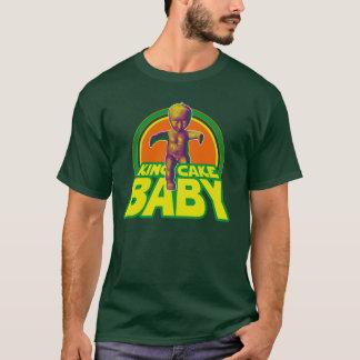 Tshirt Rei Endurecimento Bebê T do estilo do SciFi