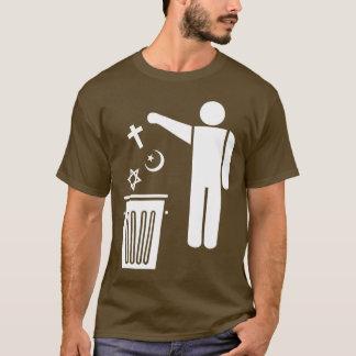 Tshirt Religião Wastebin