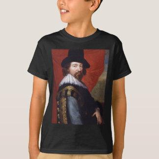 Tshirt Retrato do visconde Rua Albán do senhor Francis