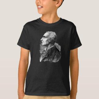 Tshirt Retrato gravado de Montesquieu por Emile Bayard