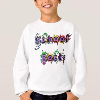 Tshirt Rochas da escola