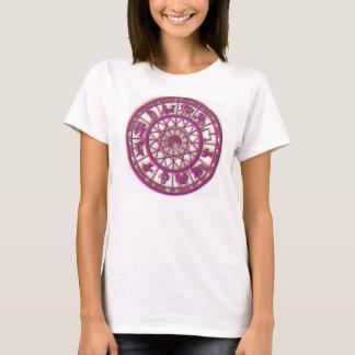 Tshirt Roda do zodíaco