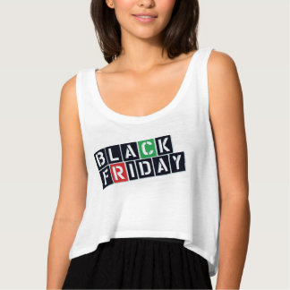 Tshirt sexta-feira preta