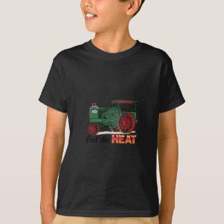 Tshirt Sinta o calor