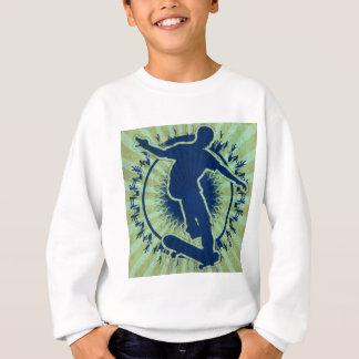 Tshirt Skater tribal