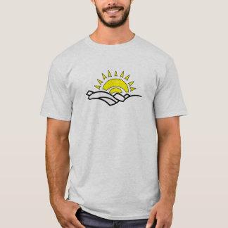 Tshirt sol de ascensão
