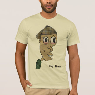 Tshirt Stoner do tempo
