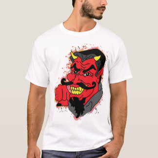 Tshirt T do diabo