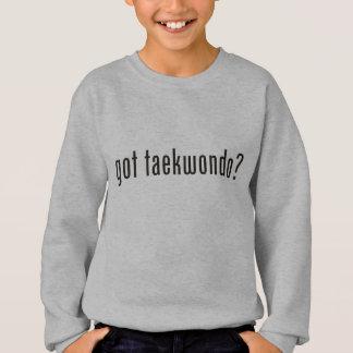 Tshirt taekwondo obtido?