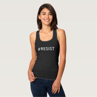Tshirt Tanque do desenhista do #RESIST